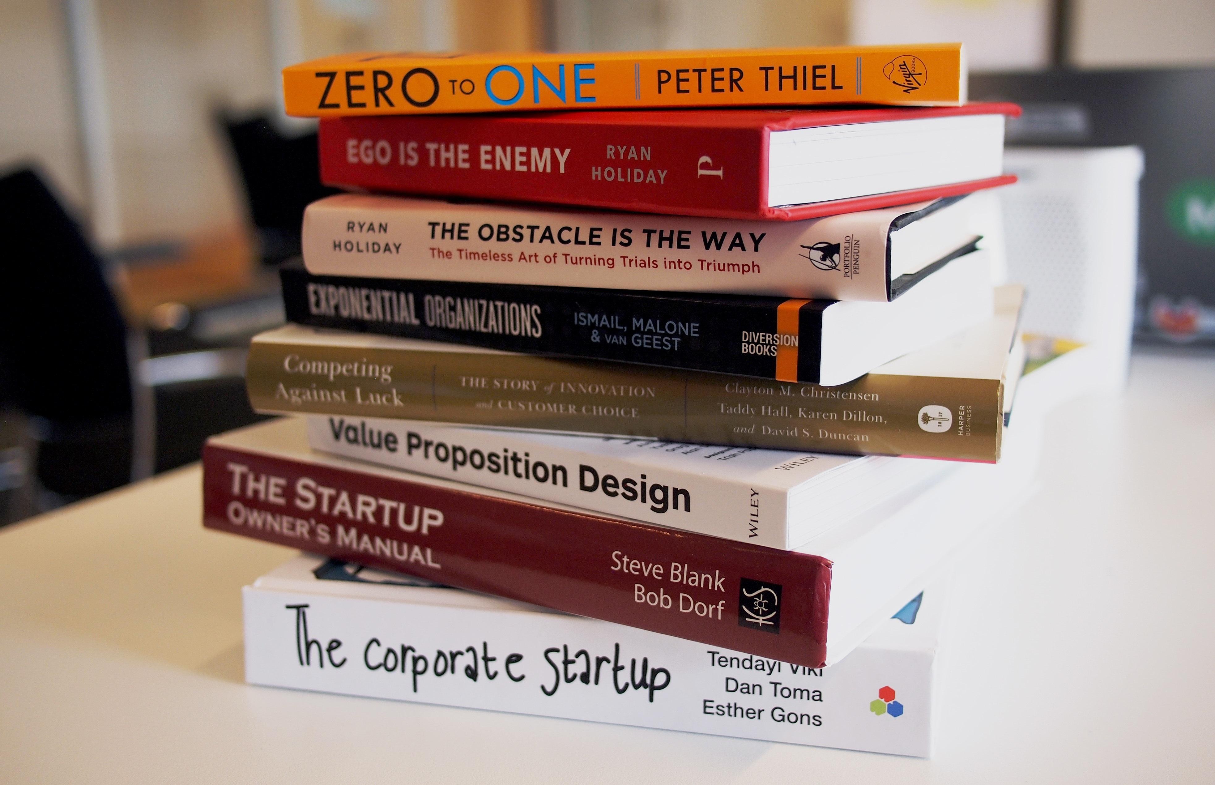 geen startup en geen scaleup