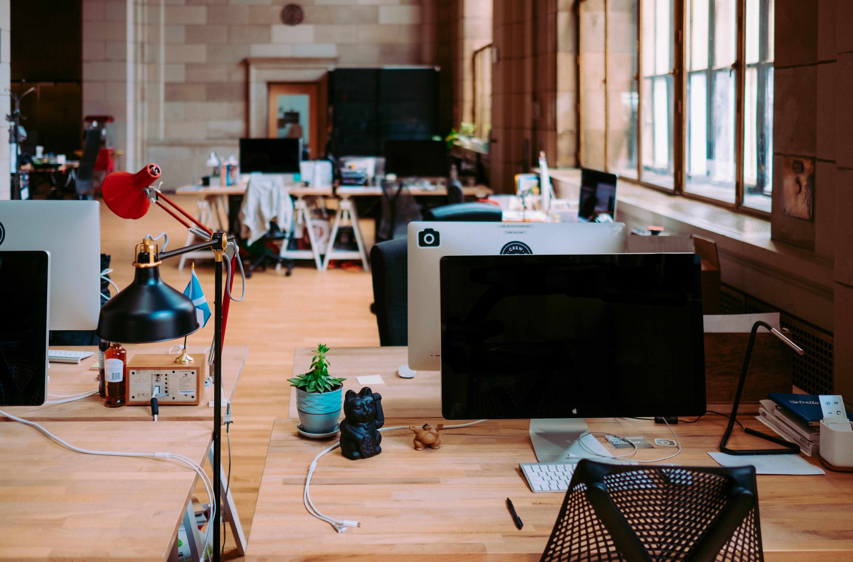Hoe ziet een toekomstbestendig kantoor eruit - Decoreren van een professioneel kantoor ...